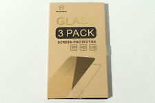 Mr Shield Tempered Glass Screen Protector 3-Pack - Apple iPhone 6 Plus / 6s Plus