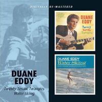 Duane Eddy - Twenty Terrific Twangies/Water Skiing (2008)  CD  NEW/SEALED