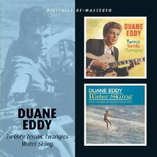 Duane Eddy - Twenty Terrific Twangies/Water Skiing (2008)  CD  NEW/SEALED