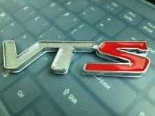 3D Metal VTS Coche Insignia Emblema Logo Calcomanía C2 C3 C4 C5 Saxo Xsara Deporte Pegatina