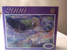 "JOSEPHINE WALL 2000 Pieces Jigsaw Puzzle EARTH ANGEL 38"" x 27"" MasterPieces NEW"
