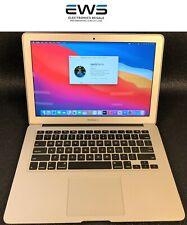 """New listing Apple MacBook Air 2014(A1466) 13"""" Dual i5-@1.60Ghz/4Gb Ram/256Gb Ssd/Big Sur Os"""