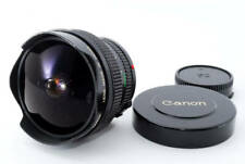 Canon CANON FISH-EYE NEW FD 15mm F2.8 manual From Japan