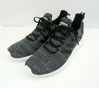 New Men's adidas DB1592 Lite Racer BYD Running Shoes Black/White Size 10 NO BOX