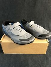 New Men's Size 9.7 (44EU) - Shimano Ah-AM901 - Cycle Shoes - Gray
