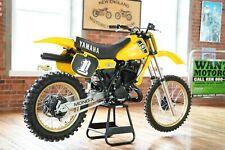 1982 Yamaha YZ490