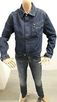 Giubbino Jeans LEVIS Donna Jacket Woman Veste Femme Taglia Size M Cotone 8200