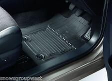 Genuine Toyota Car Rubber Floor Mats New Auris 12  PZ49L-E0354-RJ OE Set