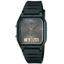 Casio Analog Digital Dual Time Watch Aw48he-8a