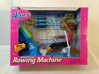 Excite Lisa's Musical Rowing Machine Doll Exercise Toy  ds1650