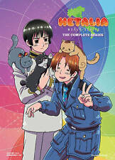 Hetalia: World Series - The Complete Ser DVD