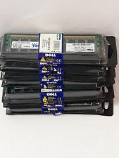 DELL 512MB X9 DDR-400 MHz-CL3 PC3200U-3033 RAM New