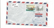 1994 Greenland airmail cover to Bloomburg PA