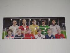 Gb 2013 Miniature Sheet Ms3474 - Football Heroes - Mint Ms Mini (D)