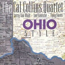 Ohio Style by Cal Collins Quartet (CD, Jul-2004, Concord Jazz)