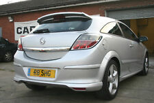Vauxhall Opel Astra H Mk5 3dr Irmscher Trasero Divisor Y Lateral Faldas-totalmente Nuevo