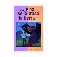 Y No Se lo Trago la Tierra by Tomás Rivera (1996, Paperback, Revised)