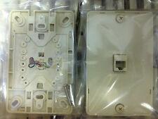 Telephone Jack Steren 300-094IV Box of 50 Ivory