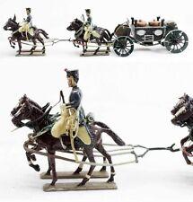 Figurines ATTELAGE LUCOTTE CUISINE  / antique toy soldier
