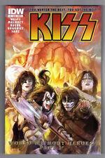 KISS #4 VARIANT COVER B IDW 2012 NEW NEAR MINT