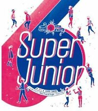 SUPER JUNIOR - SPY, VOL. 6 NEW CD