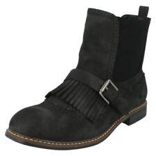 38 Scarpe da donna elasticizzato nero