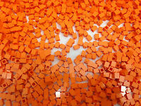Lego 3005 - ORANGE 1x1 Brick - 100 Pieces Per Order / Brand NEW / £3.49