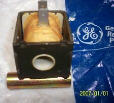 G E WR 62X42  WR62X758 refrigerator  SOLENOID ASSEMBLY - NEW