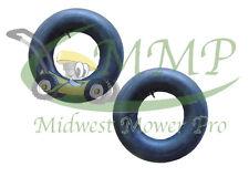 SET OF TWO 16X650X8 16 650 8 STRAIGHT STEM INNER TUBE