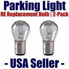 Parking Light Bulb 2-pack OE Replacement Fits Listed Kia Vehicles - 2357