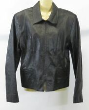 Zip Cropped Casual Spotted Coats & Jackets for Women