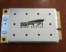 WIRELESS WIFI CARD MINI PCIe EXPRESS 2.4 / 5 Ghz 802.11a/b/g/n Ubiquiti SR 71-E