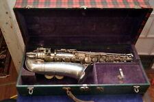 Cabart a Paris Altsaxophon alto old french Saxophone Sax alt 1930er