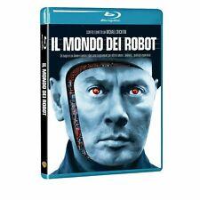 Blu Ray Il Mondo Dei Robot (1973) *** Contenuti Speciali *** ....NUOVO