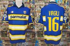 maglia calcio shirt maillot camiseta trikot PARMA VANIGLI MATCH WORN
