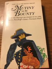 Mutiny on the Bounty by Charles Nordhoff and James Norman Hall (1968 paperback)