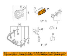 GM OEM-Crankshaft Crank Position Sensor Bracket Mount 19245557