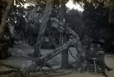 San Augustine Florida Cannon Chains Dec 1938 35MM KODAK READY MOUNT PHOTO SLIDE