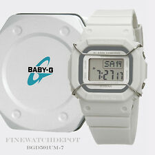 Authentic Casio Baby-G World Time Watch BGD501UM-7