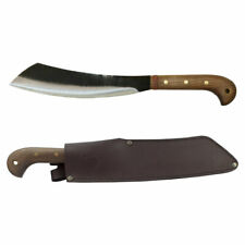 Condor Tool & Knife Mini Duku Parang Machete, CTK426-10.5HC and Leather Sheath