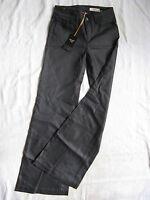 We Are Replay Damen Jeans Stretch Schlag W27/L34 normal waist regular flare leg