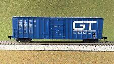 ATLAS 1/160 N GTW GRAND TRUNK WESTERN NSC 5111 PD BOX CAR RD #598069 FS 50002150