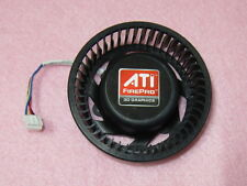 75mm ATI HD4870X2 HD5850 V8700 V8750 Fan Replacement 4Pin FD9238H12S 0.8A R79b
