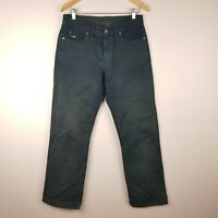 RM Williams Jeans Womens Size 12 Black