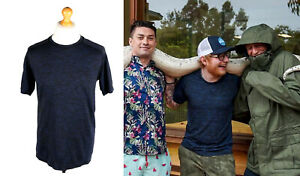 Ed Sheeran Owned and Worn blue and black T-shirt Photo Proof  with COA 100% Ed's