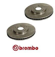 Set 2 Brembo Front Brake Rotors Fits Acura CL TL MDX Honda Accord Pilot Odyssey