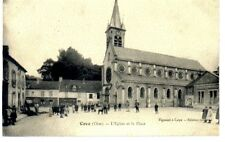 (S-89488) FRANCE - 60 - COYE LA FORET CPA