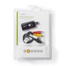 Grabber video | Cavo A/V - Scart | Software incluso | USB 2.0