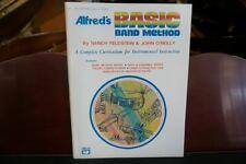 Alfred's Basic Band Method B Flat Clarinet (Bass Clarinet) Bk 1