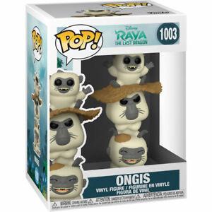 Funko POP! Disney - Raya and the Last Dragon Vinyl Figure - ONGIS #1003 - NM/M